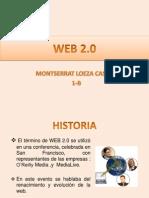 Web 2.0 Historia
