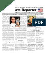 January 15 - 21, 2014 Sports Reporter