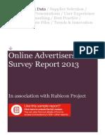 Online-Advertisers-Survey-Report-2013