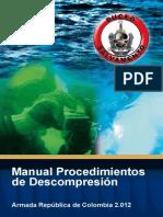 Manual de Buceo 2012