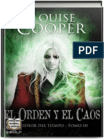 Louise Cooper. [El Señor del Tiempo 3] El Orden y el Caos f_8