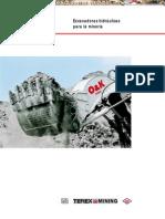 Catalogo Excavadoras Palas Hidraulicas Terex Ok