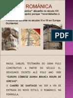 ARTE MEDIEVAL_O ROMÁNICO
