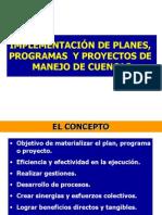 5. Implement.planes Prog.y Proy.