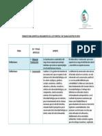 Aportes al Proyecto de Reglamento de la Ley Forestal y de Fauna  Silvestre (Nº 29763) - Noga Shanee-NPC