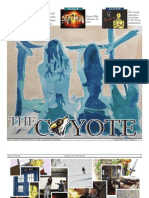 The Coyote, Issue 5; Jan. 9, 2014