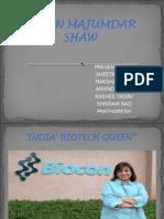 Kiran Shaw