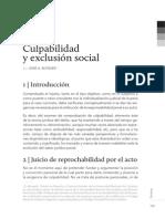 Culpabilidad y Exclusion Social