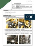 Informe Tecnico Fuga de Aceite Motor de Babor