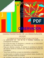 Observacion Cualitativa