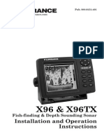 lowrance x96 manual