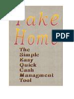 Family Budget - Excel Power Take Home Budget
