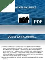 Inclusion Integracion
