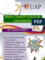 Bases Conceptuales de Enfermeria Comunidad