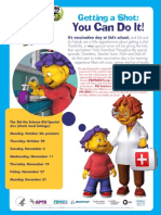 Vaccination Flyer
