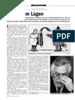 Plutonium-Affäre- Lizenz zum Lügen (Der Spiegel, 18.12.1995)