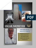 Informe Oscar Niemeyer