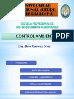 Exposicon Control Ambiental(Residuos)