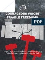 Courageous Voices, Fragile Freedoms