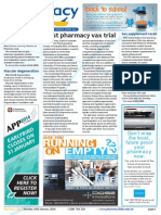 Pharmacy Daily for Tue 14 Jan 2014 - First pharmacy vax trial, Medicare revamp urged, Online PA DB training, Guild Update and much more