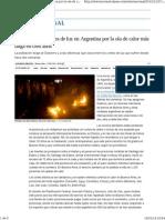 Argentina Hola de Calor