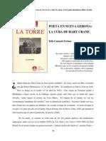Hart Crane - Un Poeta en Nueva Gerona