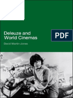 David Martin Jones - Deleuze and World Cinemas - Continuum (2011)