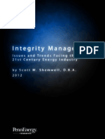 Integrity Management Sample