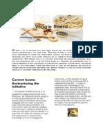 The Veggie Board Initiative [Preliminary Directives]