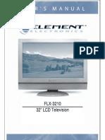 FLX 3210 Manual