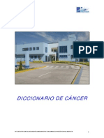Diccionario Del Cancer