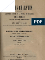 Em-Swedenborg-ARCANES-CELESTES-TomeSeizième-1sur2-Exode-XXX-XXXI-Numeros-10167-10385-LeBoysDesGuays-1854