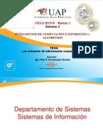 Semana 2 - Sistemas de Información(1)
