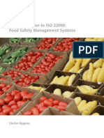 ISO 22000 Introduction