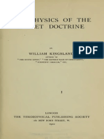 Kingsland Physics of Sd22