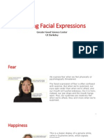 Reading Facial Expressions