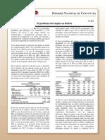 Coy 217 - El Problema Del Empleo en Bolivia