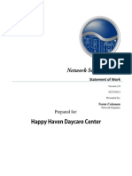 HappyHavenDayCareCenter-NetworkDesignProposal2