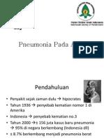 Pneumonia Anak Seminar Awam