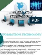 Information Technology Ppt