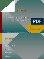 Tagalog Sounds