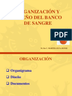 Org a Banco Sangre