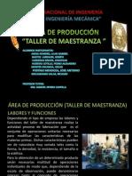Presentacion Produccion - Gestion Ms525