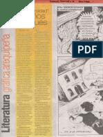 La Universidad 33 años después Literatura gráfica
