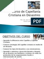 Curso de Capellan Cristiana en Desastres