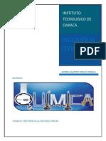 Reporte de Quimica 3 Unidad
