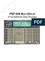 PSP 608 MultiDelay