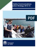 Boating Safety Communications Education Strategy2012 15 Web