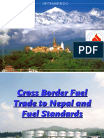 Cross Border Fuel Trade to Nepal