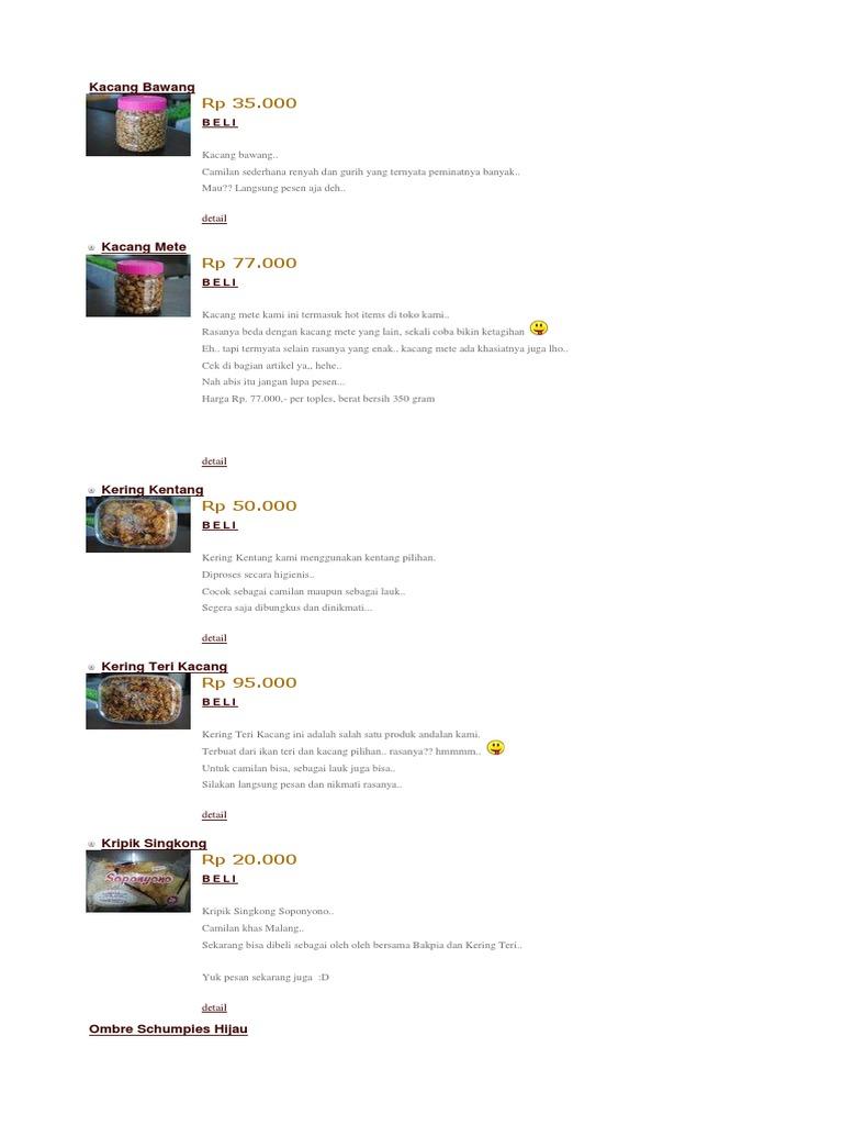 Toples Kacang Kayu Jati2 Daftar Harga Terbaru Dan Terlengkap Indonesia Bagelen Wonder Original Butter B Bawang
